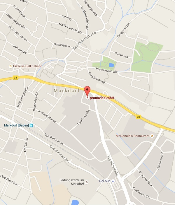 Map, Ravensburger Str. 36, 88677 Markdorf, +49(0)7544-9659 79-0